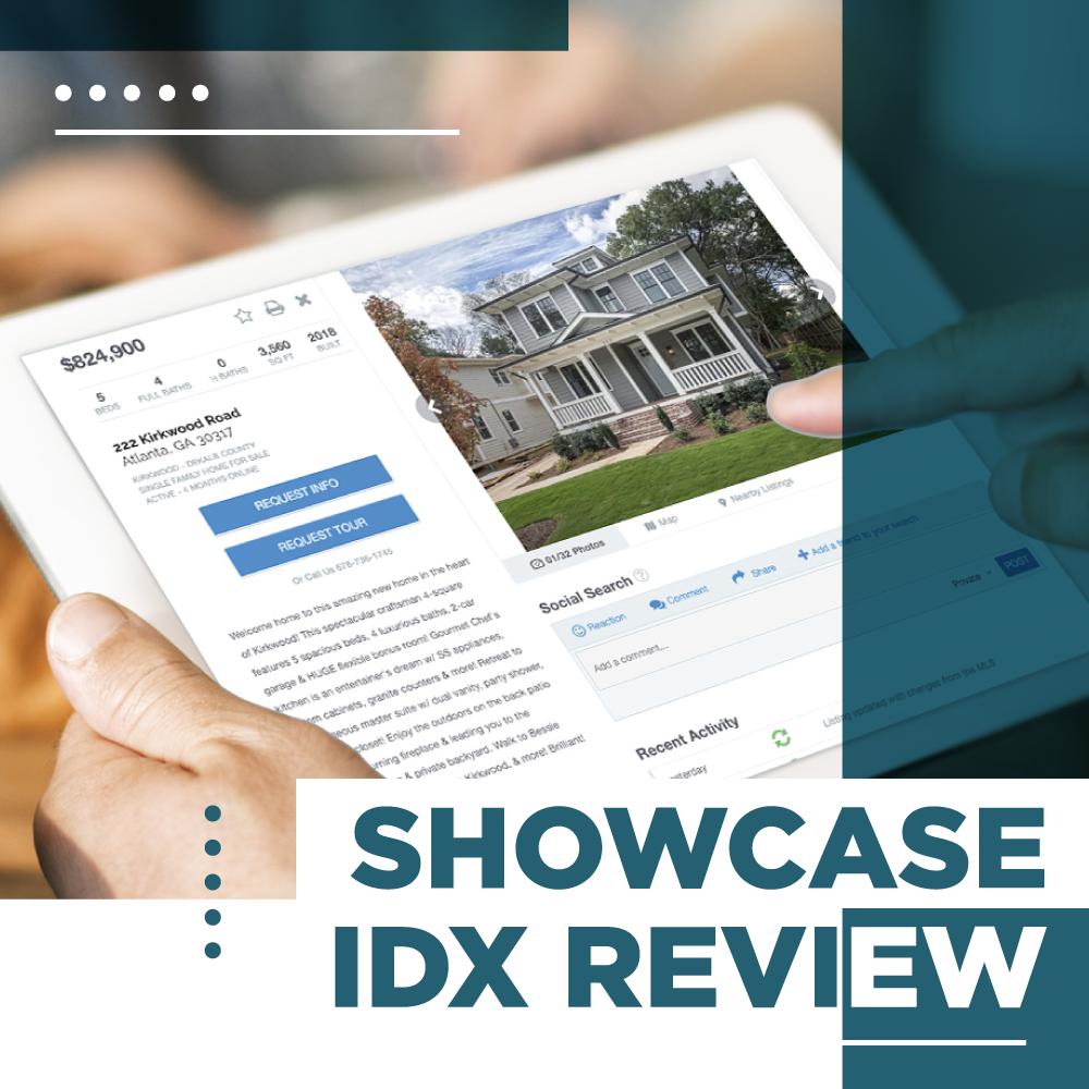 Showcase IDX Review and Comparison